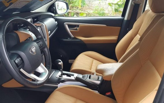 Black Toyota Fortuner for sale in Pasig-7