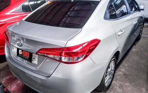 Sell Silver Toyota Vios in Quezon City-1