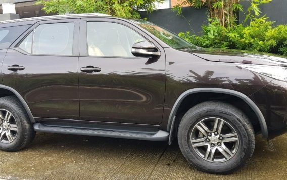 Black Toyota Fortuner for sale in Pasig-5