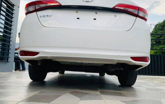 White Toyota Vios 2020 for sale in Santiago-5