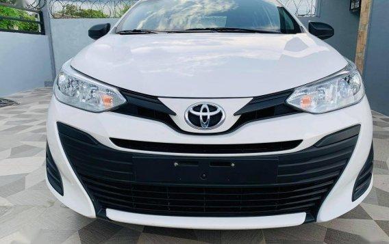 White Toyota Vios 2020 for sale in Santiago
