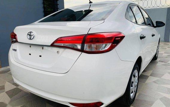 White Toyota Vios 2020 for sale in Santiago-1