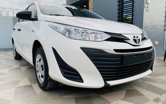 White Toyota Vios 2020 for sale in Santiago-2
