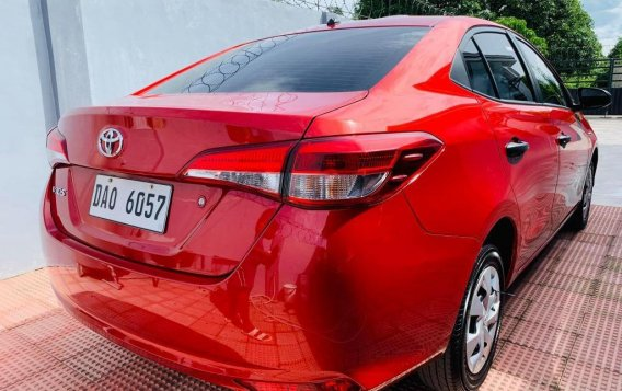 Red Toyota Vios 2020 for sale in Santiago-8