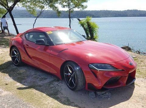 Selling Red Toyota Supra 2019 in Quezon City-0