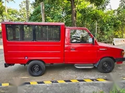 Red Toyota tamaraw for sale in Pasig-3