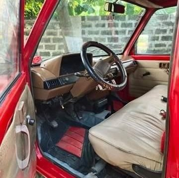 Red Toyota tamaraw for sale in Pasig-6