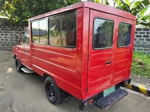 Red Toyota tamaraw for sale in Pasig-5
