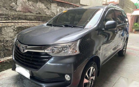 Sell Grey 2018 Toyota Avanza in Makati