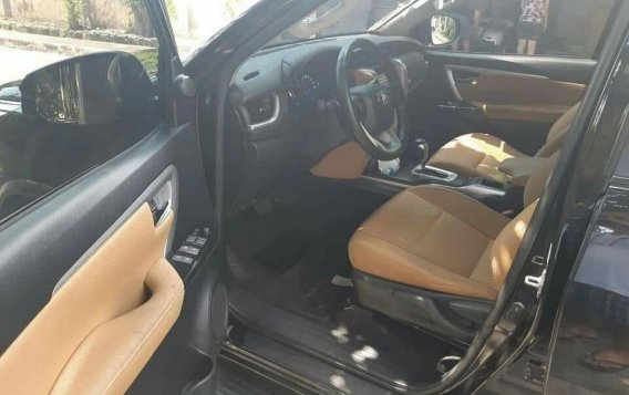 Black Toyota Fortuner for sale in Manila-3