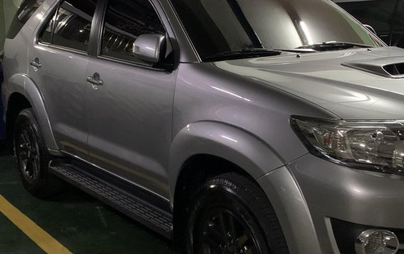 Sell Grey 2016 Toyota Fortuner in Manila