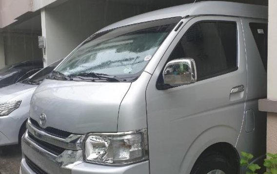 Silver Toyota Grandia 2015 for sale in Manila-1