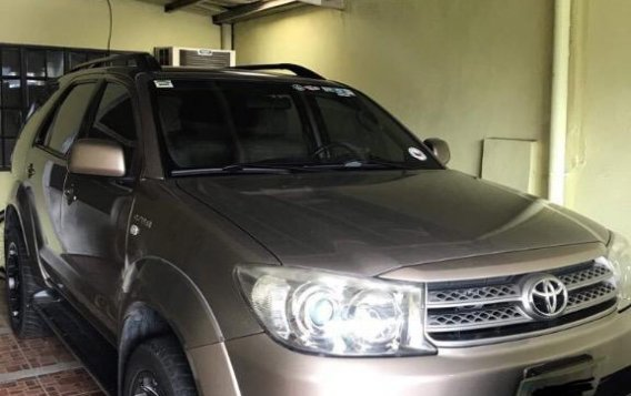 Silver Toyota Fortuner for sale in Muntinlupa-1