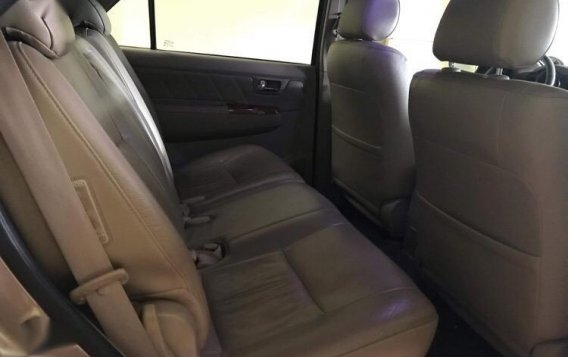 Silver Toyota Fortuner for sale in Muntinlupa-3