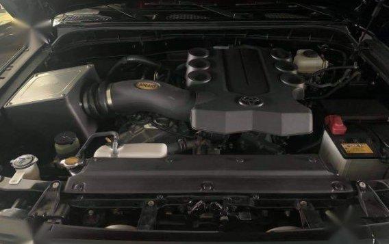 Black Toyota FJ Cruiser 2015 for sale in Manila-2