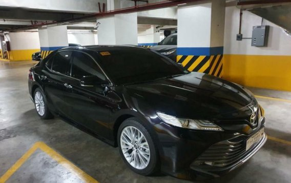 Black Toyota Camry 2019 for sale in Manila-3