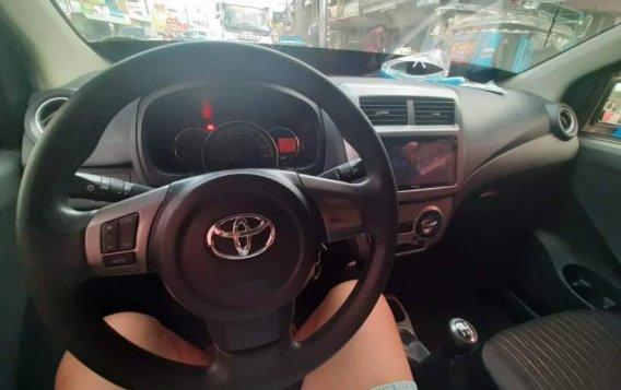 Sell Red 2018 Toyota Wigo in Tuguegarao-2