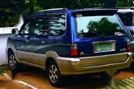 Blue Toyota Revo 2006 for sale in Manila