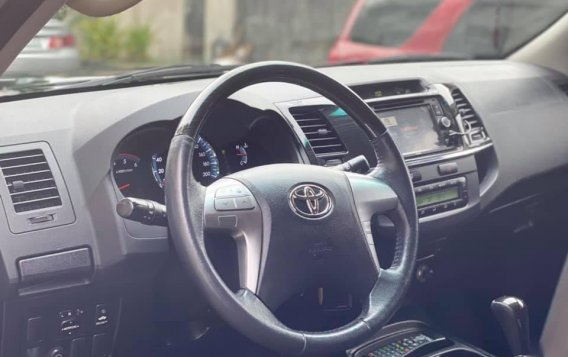 Sell Black 2016 Toyota Fortuner in Manila-5