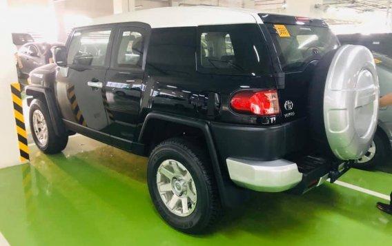Black Toyota FJ Cruiser 2020 for sale in Manila-5