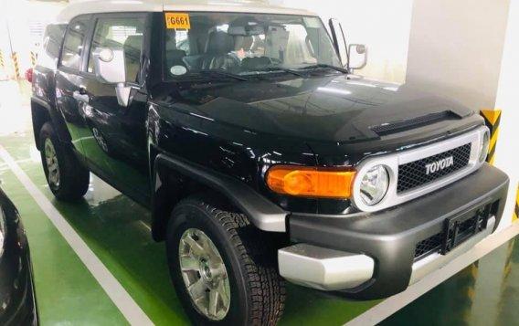 Black Toyota FJ Cruiser 2020 for sale in Manila