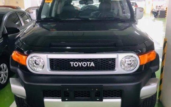 Black Toyota FJ Cruiser 2020 for sale in Manila-2