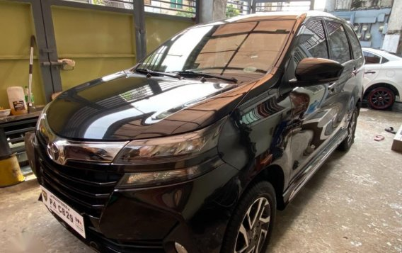 sell black 2020 toyota avanza in quezon city