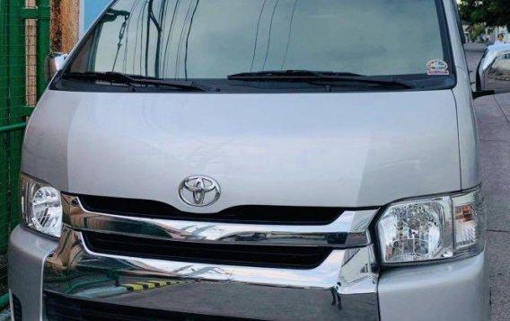 Silver Toyota Grandia 2018 for sale in Manila