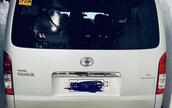 Silver Toyota Grandia 2018 for sale in Manila-1