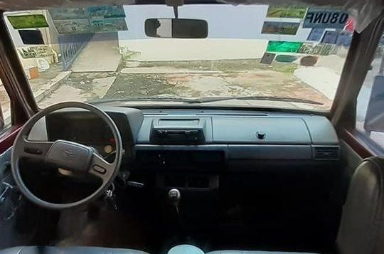 Sell Red 2000 Toyota Tamaraw in Manila-5