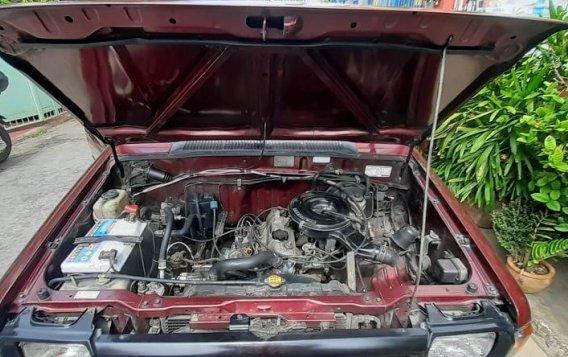 Sell Red 2000 Toyota Tamaraw in Manila-4