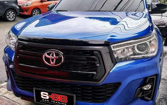 Blue Toyota Conquest 2020 for sale in Quezon City-1