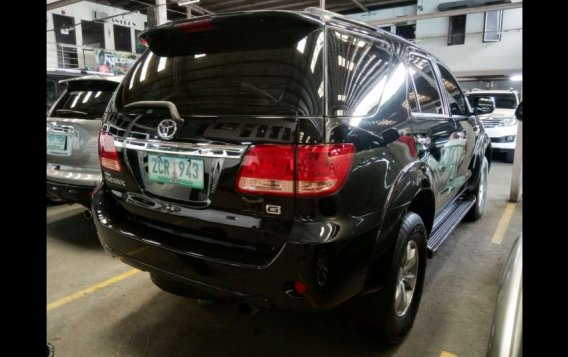 Sell Black 2006 Toyota Fortuner SUV in Manila-5