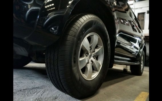 Sell Black 2006 Toyota Fortuner SUV in Manila-1