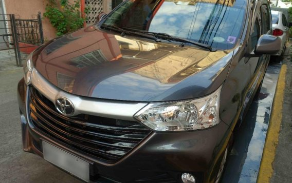 Sell Grey 2018 Toyota Avanza in Sampaloc