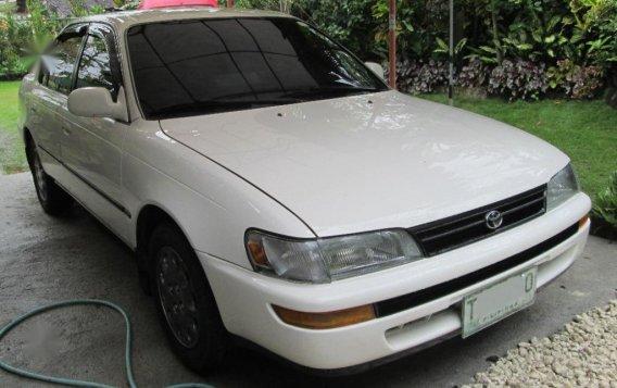 Toyota Corolla GLi 1.6 Auto 1994-1