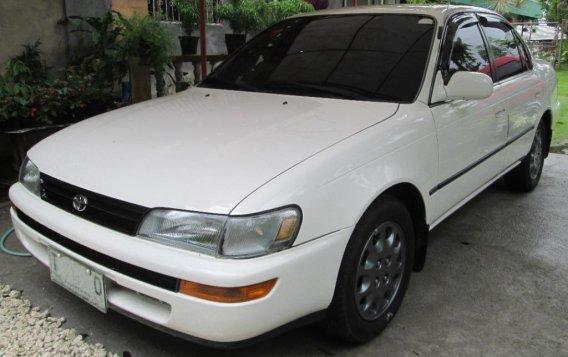 Toyota Corolla GLi 1.6 Auto 1994-2