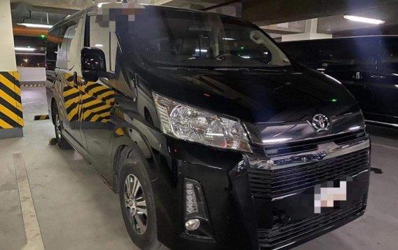 Toyota Hiace gl grandia Auto 2019-2