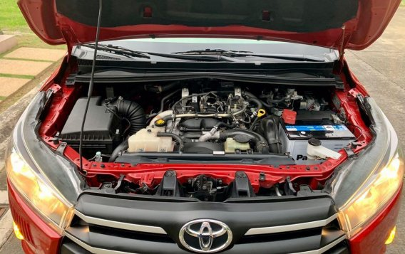 Sell Red 2019 Toyota Innova in Santo Tomas-3