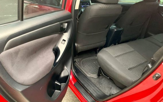 Sell Red 2019 Toyota Innova in Santo Tomas-7
