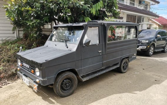 Grey Toyota tamaraw 1992 for sale in Binan City-2
