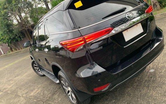 Selling Black Toyota Fortuner 2018 in Taguig-2