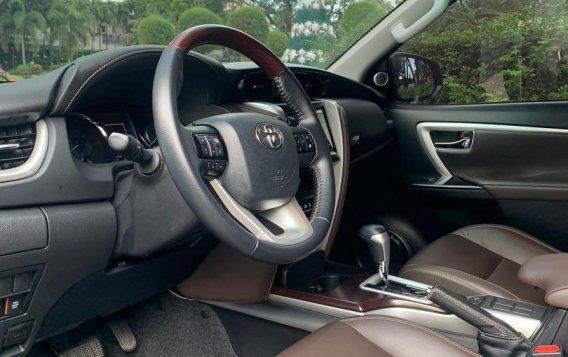 Selling Black Toyota Fortuner 2018 in Taguig-5