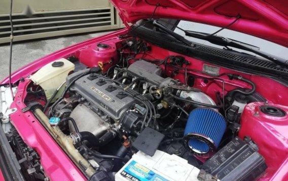 Selling Pink Toyota Corolla GLI 1996 in Rizal-5