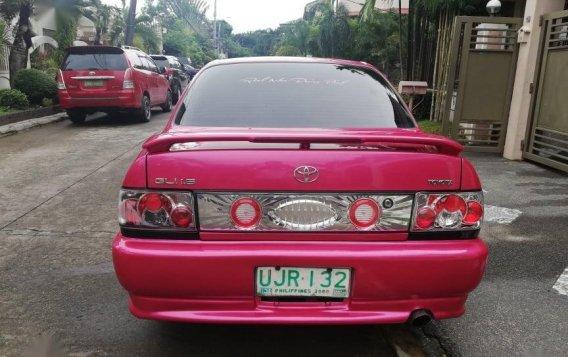 Selling Pink Toyota Corolla GLI 1996 in Rizal-1