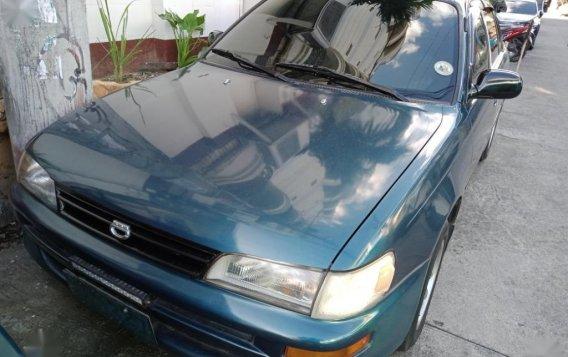 Toyota Corolla xl 1.3 Gas Manual 1996-4