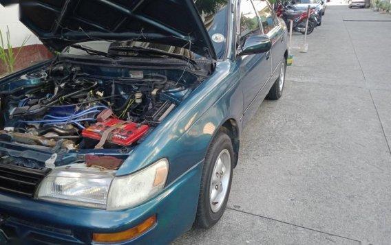 Toyota Corolla xl 1.3 Gas Manual 1996-7