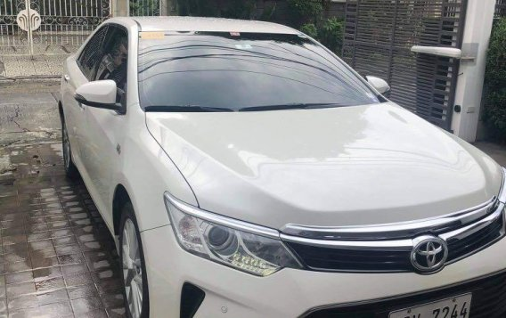Toyota Camry 2.5 (A) 2017-2