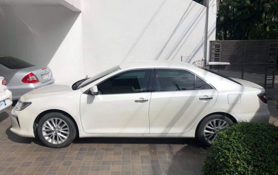 Toyota Camry 2.5 (A) 2017-1