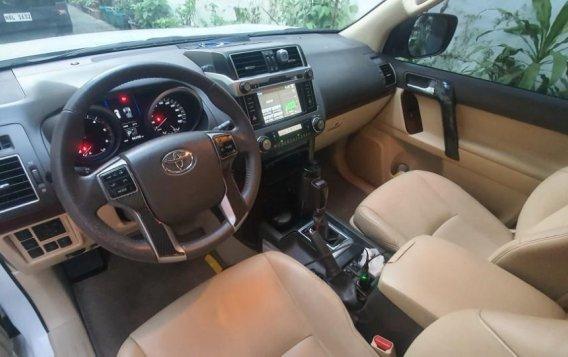 Selling Pearlwhite Toyota Land Cruiser Prado 2015 in Angeles-4